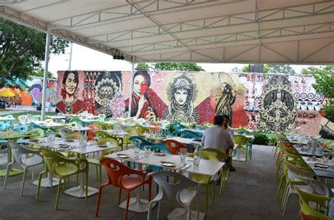 art   outdoor patio picture  wynwood kitchen