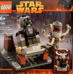 LEGO Star Wars Sets Darth Vader
