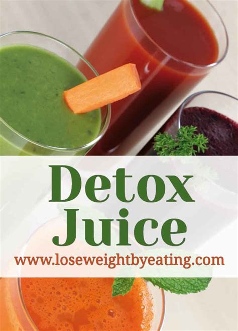 detox juice recipes   fast weight loss cleanse