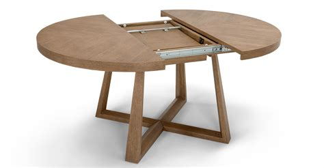 dining extension tables belgrave extending dining table stained oak made 3329