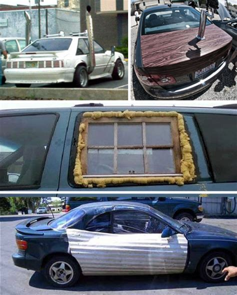 34 Incredibly Down-to-earth Vehicle Mods