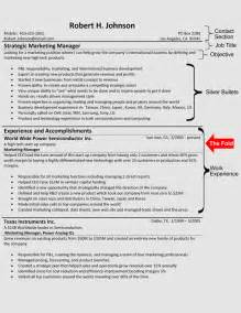 second page of resume the hybrid resume format