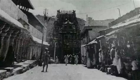 tirumala temple survived islamic invasion history