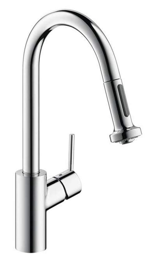 hansgrohe kitchen faucet hansgrohe talis centerset kitchen faucet 14877001 chrome