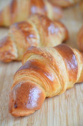 franzoesisches croissant rezept croissant rezept rezepte
