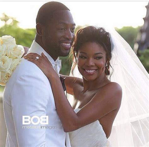 Newlyweds Dwyane Wade & Gabrielle Union Release Official
