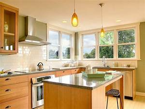 20 elegant subway tile kitchen designs With kitchen colors with white cabinets with subway wall art