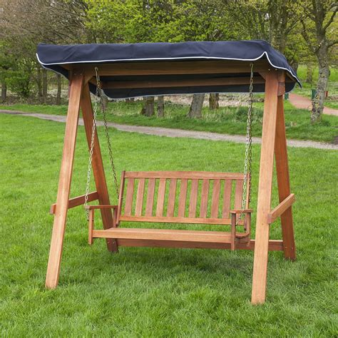 canap swing wood patio swing with canopy instant knowledge
