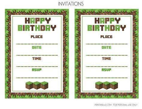 host  cheap minecraft birthday party