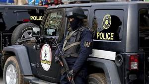 Egypt police detained after custody death triggers ...