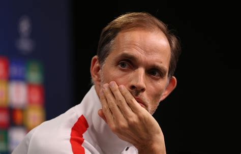 Official: PSG confirm sacking of manager Thomas Tuchel