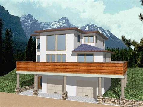 home plans for sloping lots sloping house plans home design and style