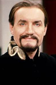 Happy Birthday to The Master, the late Anthony Ainley ...