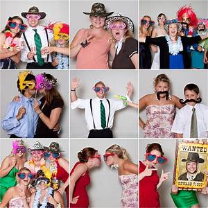 photobooth fun :: victoria wedding photography