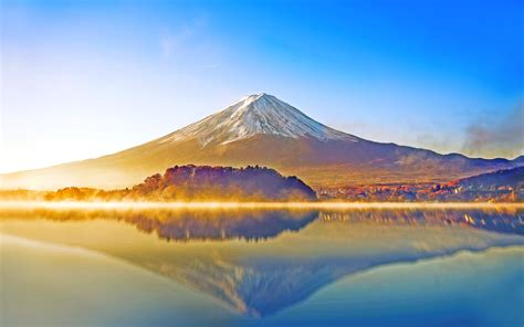 Mount Fuji 5k, Hd Nature, 4k Wallpapers, Images