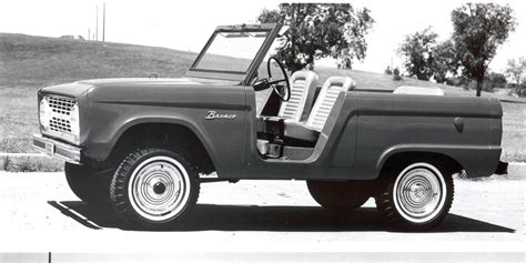 ford bronco  ford bronco   removable