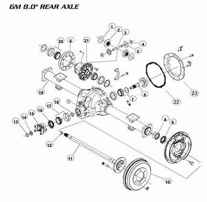Diagram  Chevy 10 Bolt Rear End Diagram Full Version Hd