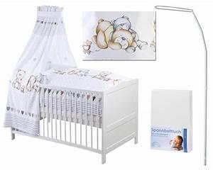 Baby Bettwäsche Set Mit Himmel : set f r babys kleinkinder jan schmuseb r z llner 6 tlg online kaufen otto ~ Frokenaadalensverden.com Haus und Dekorationen