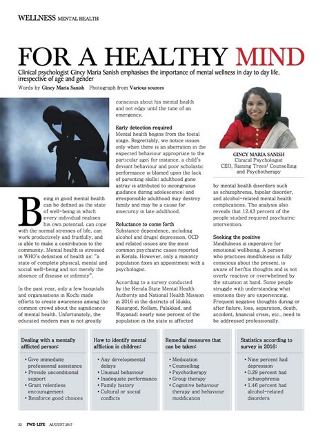 Mental health today campaigns for improvements in the ...