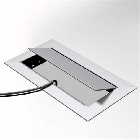 meuble bureau informatique but passe câble rectangulaire mho achat vente passe câble