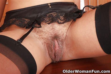 Hairy Granny Inge From Olderwomanfun 16 Immagini