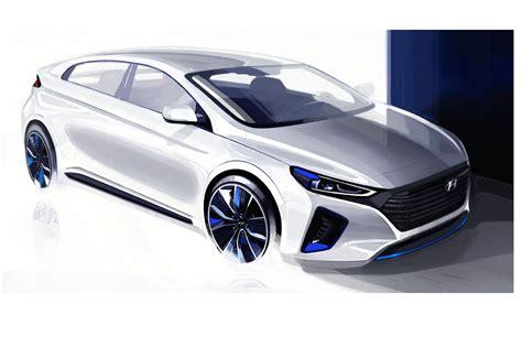 New Hyundai Ioniq With Ev, Phev And