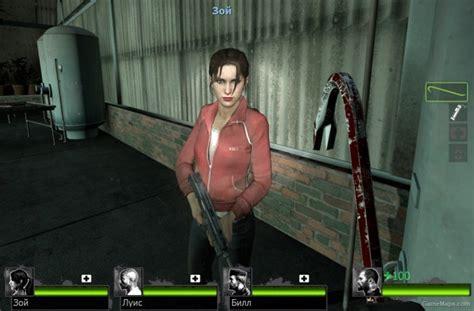 Clean Zoey Left 4 Dead 2 Gamemaps