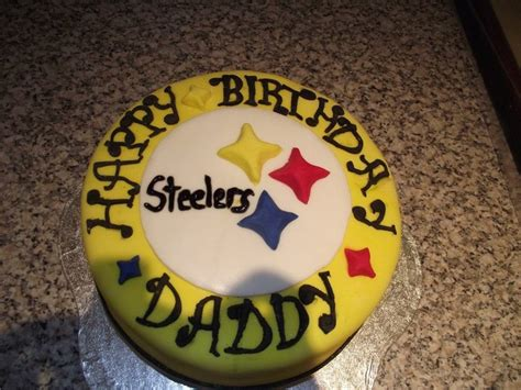 steelers birthday cake steelers birthday cake cake ideas and designs
