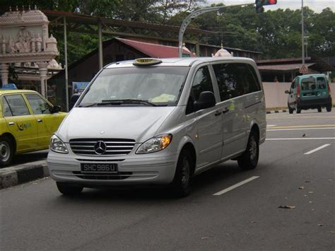 Limousine Taxi by Maxi Cab Singapore Maxi Cab Limo Taxi 7 Seater Maxicab