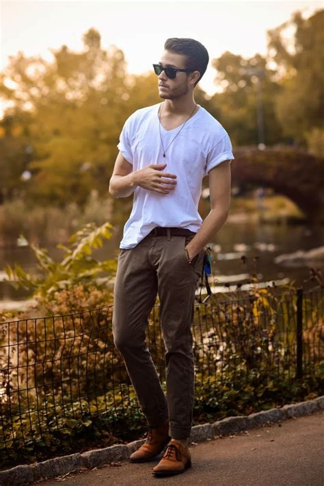 Men Summer Clothing Trend Casual Wear Outfits