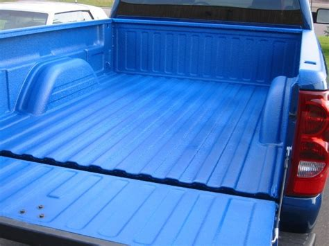 sprayed  truck bed liners  longer armorthane