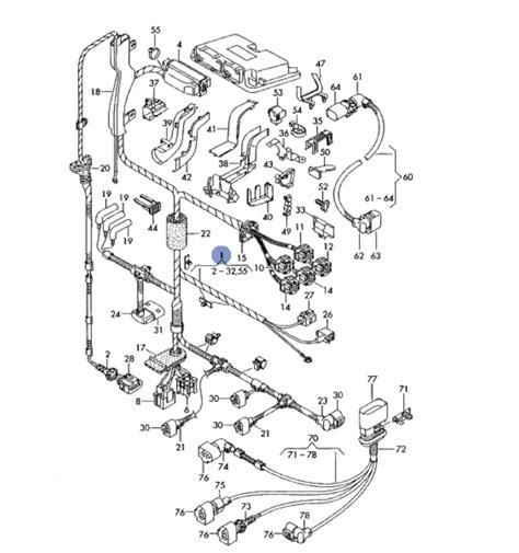 obligation siege auto faisceau câblage pour compartiment moteur pour audi a3