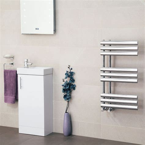 finesse designer   mm heated towel rail