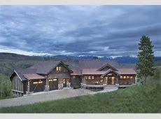 A Colorado ranch style home is a haven of rustic warmth