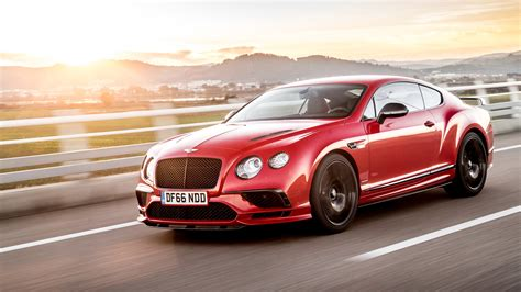 Bentley Continental Supersports 2017 4k Wallpapers Hd
