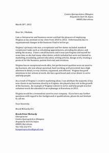 Cartas De Referencias Personal Carta De Recomendación En Ingles