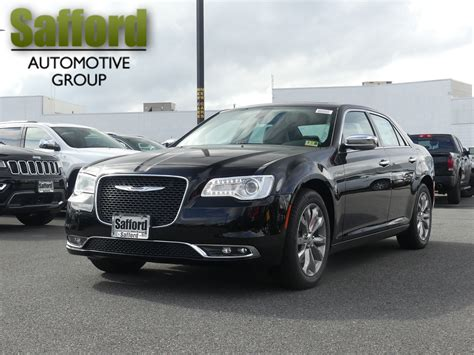 Chrysler Limited by New 2019 Chrysler 300 Limited Sedan In Fredericksburg