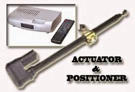 Harga Actuator Matrix Parabola actuator hidrolik parabola venus sparepart parabola venus