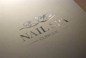 Nail Designs Logo | Joy Studio Design Gallery - Best Design