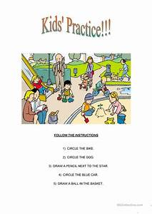 Instructions And Prepositions