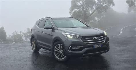 hyundai santafe cool 2016 hyundai santa fe review photos caradvice