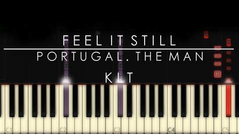 Portugal. The Man Piano Tutorial
