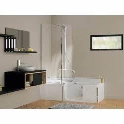 Duo Kinedo Baignoire Douche : baignoire douche combin au meilleur prix du march ~ Premium-room.com Idées de Décoration