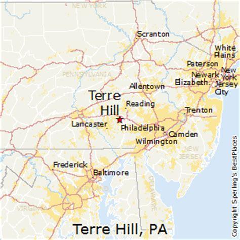 places    terre hill pennsylvania