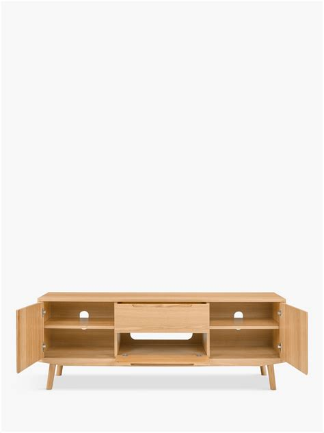 house  john lewis bow tv stand sideboard  tvs