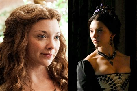 natalie dormer in tudors 20 of thrones before they were