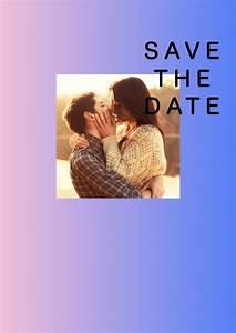 Save The Date Postkarten : save the date einladungskarten echte postkarten online ~ Watch28wear.com Haus und Dekorationen
