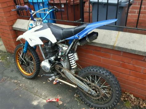 pit bike 250ccm pit bike 250cc in droylsden manchester gumtree