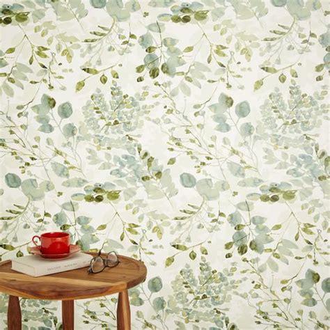 Chasing Paper Removable Wallpaper Panels  Woodland  West Elm