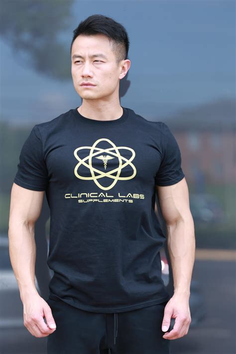 Fitted Logo T-Shirt - Clinical Labs Supplements